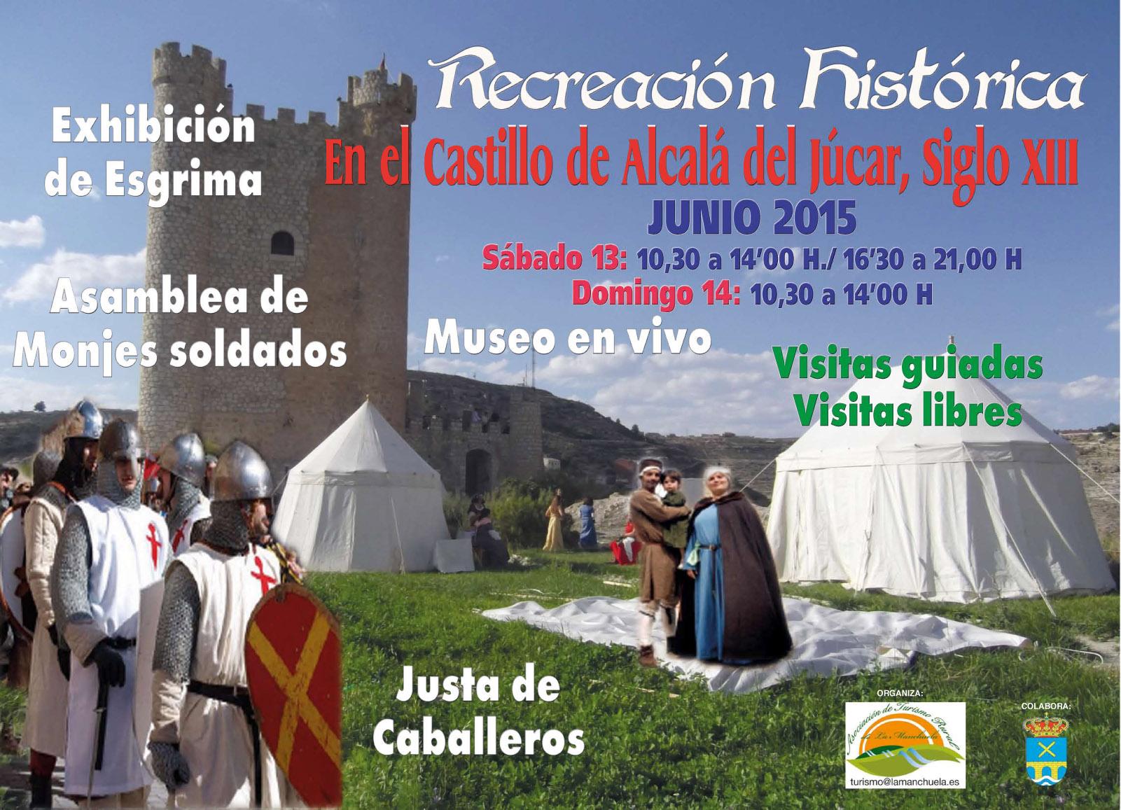 Recreacion historica alcala del jucar casas rurales alcal del j car - Casa rural el castillo alcala del jucar ...